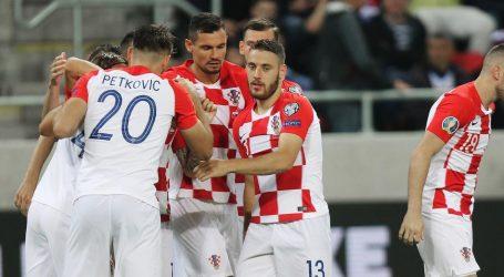 """""""Vatreni"""" vrijede 294, a Azeri tek 15 milijuna eura"""