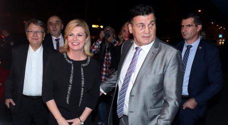 SDP-ovke pozivaju predsjednicu da se ogradi od Damira Škare