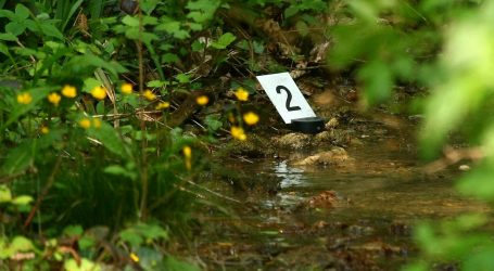 Uz zagrebački potok Kustošak ekshumirani posmrtni ostaci četiri osobe iz poraća