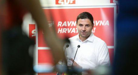 Bernardić za incident s Talijanima u Rijeci optužio hrvatsku Vladu