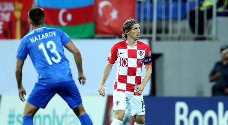 Azerbajdžan do boda protiv Hrvatske