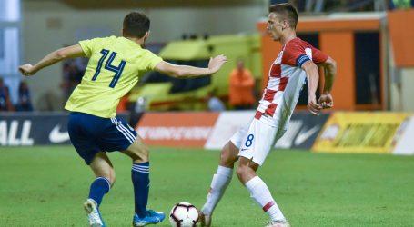 U21: Hrvatska porazom od Škotske otvorila kvalifikacije za EURO