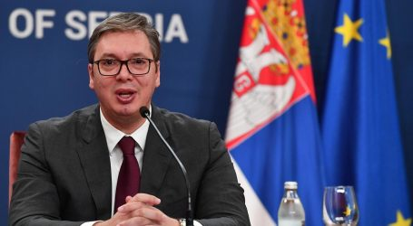 """VUČIĆ ODGOVORIO MILANOVIĆU: """"Hrvatski političari slobodno mogu šetati po Srbiji"""""""