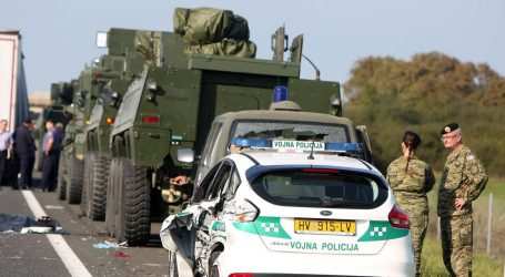 Policija objavila detalje nesreće u kojoj je poginuo vojni policajac
