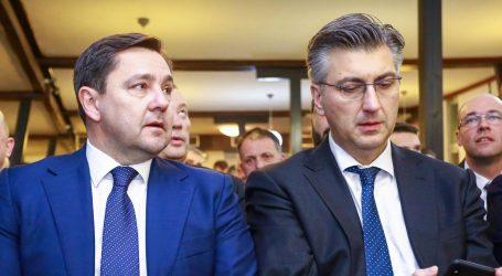 KREĆE BITKA U HDZ-U: Dok Prgomet o kandidaturi šuti, za glavnog HDZ-ovca u Zagrebu bore se Brkićevi ljudi