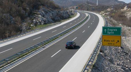 Na većini cesta promet bez posebnih ograničenja