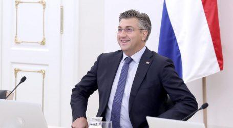 Plenković o pokušaju ulaska vojske Srbije citirao Pavla Vuisića iz 'Ko to tamo peva'