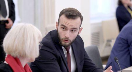 """ALADROVIĆ """"Ne vidim razlog da sindikalne središnjice pozivaju građane na ulicu"""""""