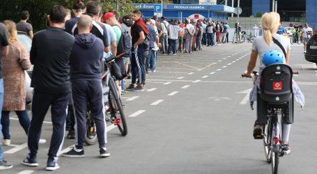 VELIKI INTERES NAVIJAČA: Rasprodan cijeli zapad i istok za utakmicu protiv Atalante