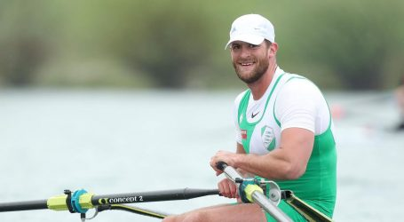 VESLAČKO SP: Damir Martin izborio nastup na Olimpijskim igrama