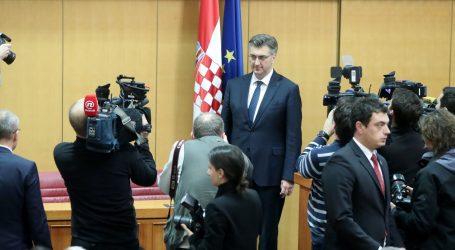 AKTUALAC U SABORU Plenkovića i ministre čeka 38 pitanja