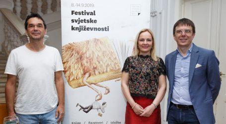 Sedmi Festival svjetske književnosti: U nedjelju počinje jesensko slavlje knjige