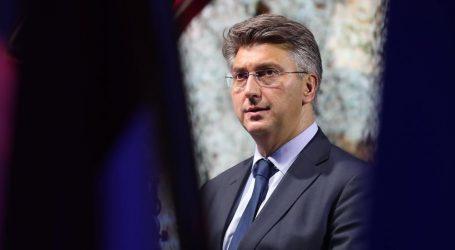 """PLENKOVIĆ U VINKOVCIMA: """"Koalicija je stabilna, nema pritisaka, sve je u redu"""""""