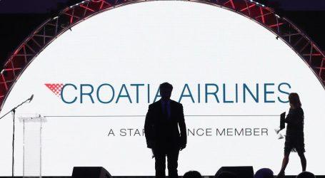 VLADA: Croatia Airlinesu 100 milijuna kuna iz proračunska zalih