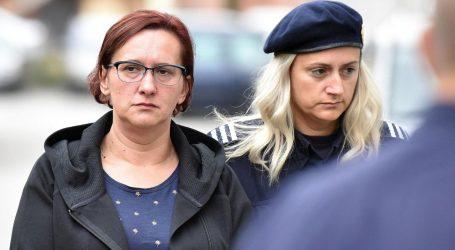 Suđenje Smiljani Srnec počinje za dva tjedna, ostaje u istražnom zatvoru