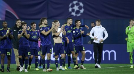"I STRANI MEDIJI SLOŽNI: ""Dinamova demonstracija sile u Zagrebu"""