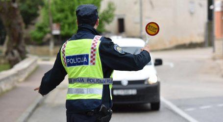 Karlovačka policija uhvatila 25 pijanih vozača, dvojicu uhitila