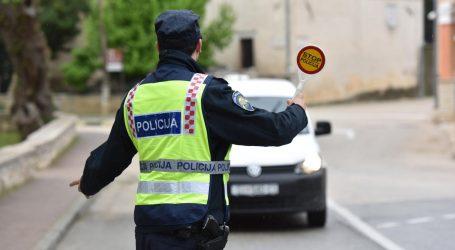 PREVENTIVNA AKCIJA: Zagrebačka policija utvrdila 662 prometna prekršaja