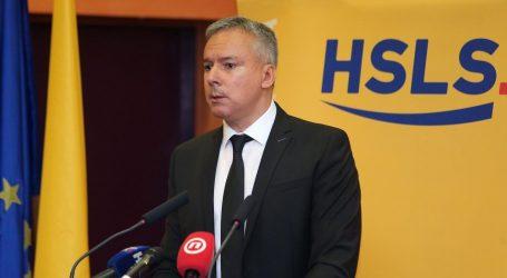 """KOSOR RAZOČARAN PUPOVCEM: """"HSLS će razmotriti ostaje li u ovakvoj koaliciji"""""""