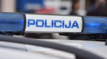 Policija u kanalu pokraj ceste pronašla automobil, poginuo 26-godišnjak iz Kutine
