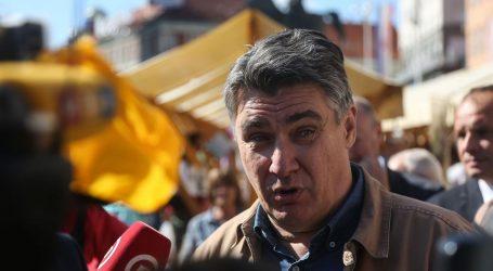 Milanović: 'Da želim potkopati Plenkovića, rekao bih da smo se našli'