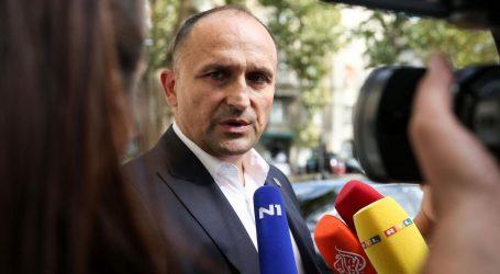 POVJERENSTVO: Anušić može biti voditelj izbornog stožera Grabar-Kitarović