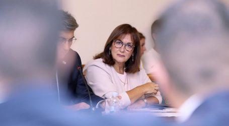 Šuici mjesto nove europske povjerenice za proširenje EU