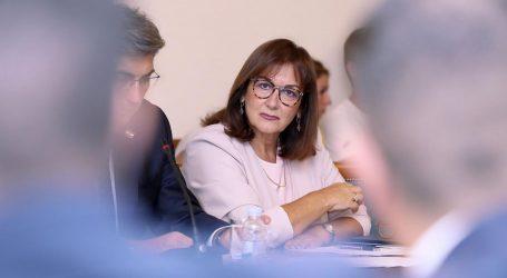 """ŠUICA: """"Uvjerena sam da će moj resor u Komisiji utjecati na razvoj demokracije u EU"""""""