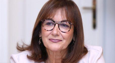 Dubravka Šuica imenovana potpredsjednicom EK za demografiju i demokraciju