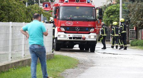 Zagrepčani zbog vježbe mislili da je požar pa zvali vatrogasce