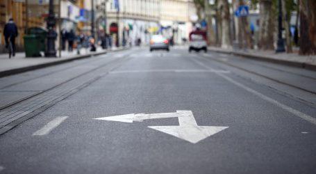 Zbog atletske utrke u nedjelju promet zatvoren oko Kvaternikova trga