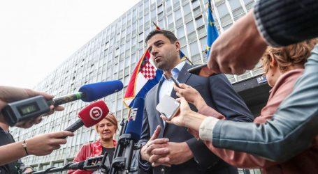 SDP položio vijenac pred Općinskim sudom i upozorio na porast nasilja