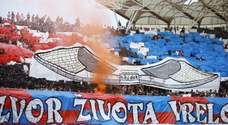 Hajduk pobjedom nad Interom proslavio 40 godina na Poljudu
