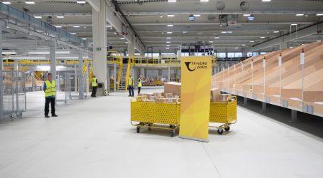 Hrvatska pošta otvorila novi sortirni centar vrijedan 350 milijuna kuna