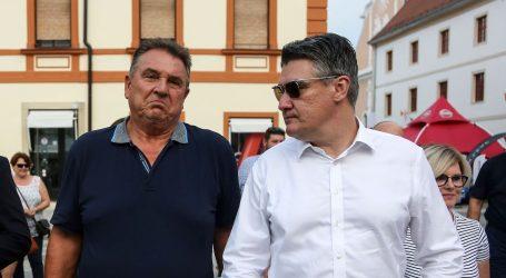 Zoran Milanović sahranio oca Stipu i vraća se u utrku za Pantovčak