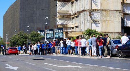 Poljud za Mađarsku rasprodan, karte 'planule' u manje od dva dana