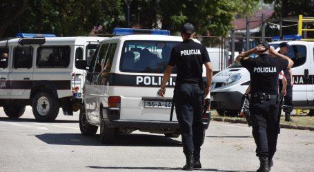 Policijska akcija u BiH protiv organizirane kriminalne skupine