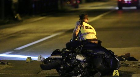 Poginuo 27-godišnji motociklist na staroj cesti za Rijeku