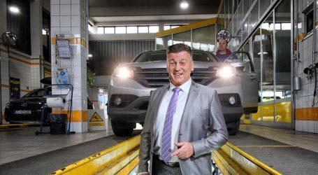 Autoklub Siget oglasio se o Škari