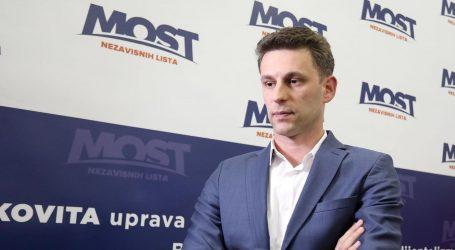 Most će na predsjedničkim izborima podržati Miroslava Škoru