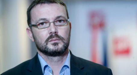 """BAUK O UHIĆENJU NOVINARA: """"Nadam se da će Božinović provjeriti što se dogodilo, ako neće on, hoće Odbor"""""""