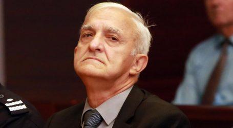 Sud odbio Vasiljkovićev zahtjev za uvjetnim otpustom