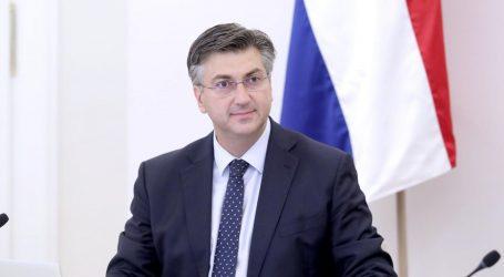 """PLENKOVIĆ: """"Slovenija ne može unedogled blokirati ulazak Hrvatske u Schengen"""""""