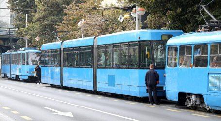 STVORILE SE VELIKE GUŽVE: U Zagrebu se sudarili autobus i tramvaj