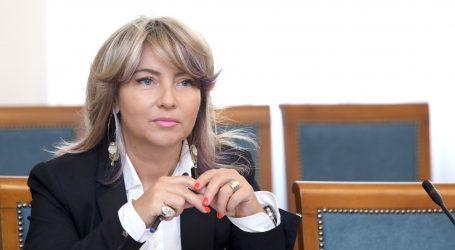 I Sunčana Glavak se u Saboru obrušila na SDP i GONG