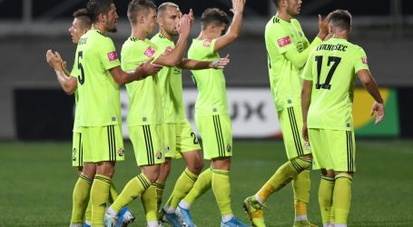 HT PRVA LIGA: Dinamo uvjerljivim izdanjem i golijadom svladao Lokomotivu