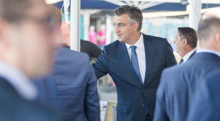 """PLENKOVIĆ: """"Hrvatsko predsjedanje Vijećem EU dolazi u izazovno vrijeme"""""""