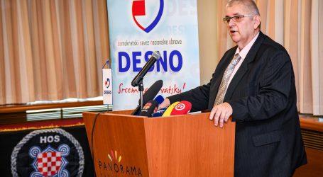 Anto Đapić objavio kandidaturu za predsjednika, želi veće ovlasti