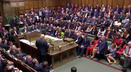Britanski parlament izglasao pokretanje procedure za zabranu Brexita bez dogovora