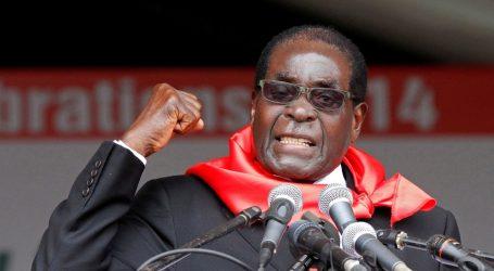 Umro bivši vladar Zimbabvea Robert Mugabe